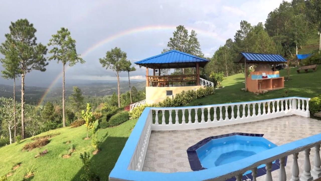 Villa vista paraiso jarabacoa la vega rep dom contacto for Villas en jarabacoa