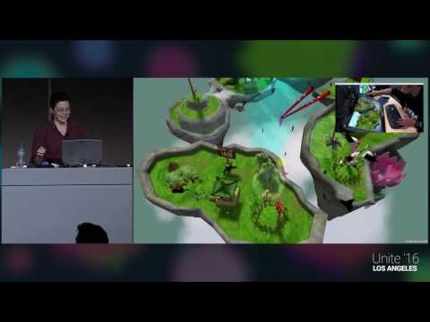 Unite 2016 - Creating Immersive Interfaces and Interactions for VR and Mobile