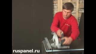 видео Утеплитель для пола в Екатеринбурге от компании «Иском»