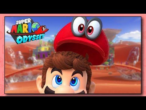 HELP ME GET 100% IN MARIO ODYSSEY  | Super Mario Odyssey Live Stream