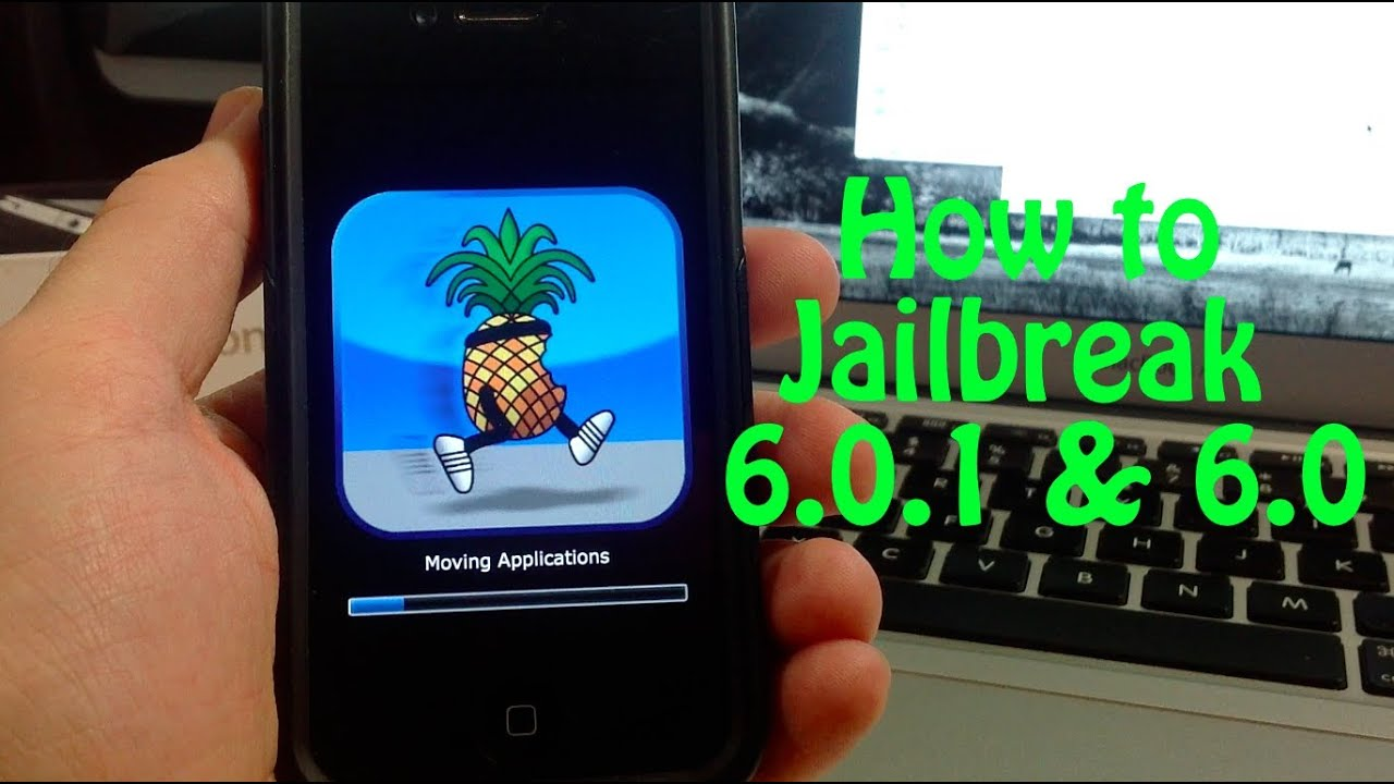 jailbreak ios 6.0.1 iphone 4
