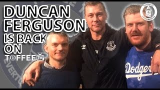 Duncan Ferguson Special   Interview