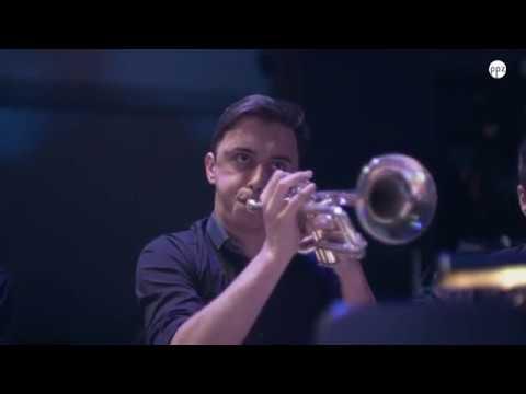 Groove - Ljubljana Academy of Music Big Band (awesome jazz rendenition)