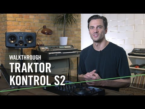 See what's new in TRAKTOR KONTROL S2 | Native Instruments