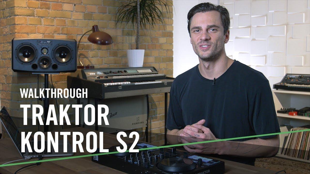 NATIVE INSTRUMENTS TRAKTOR KONTROL S2 MK3 - Player Plus doo