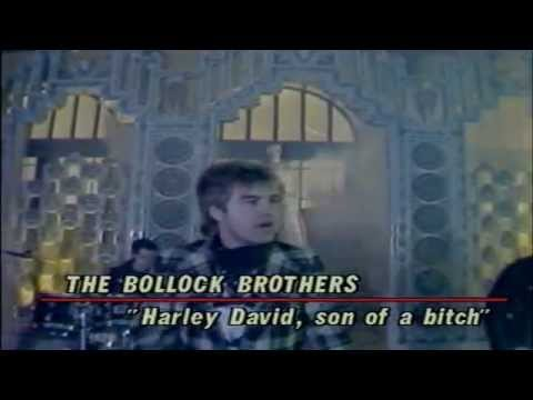 Download Youtube: The Bollock Brothers - Harley David, son of a bitch