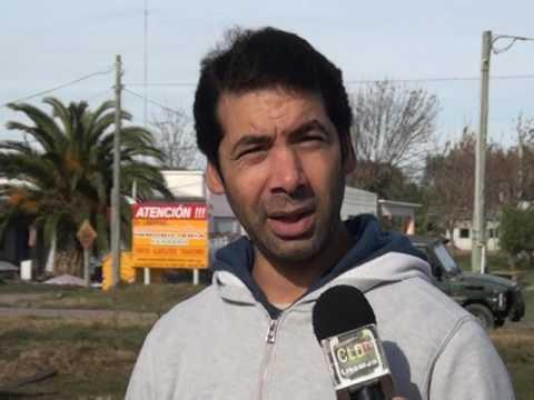 Santiago Terra se instaló contenedor para coop  de ladrilleros