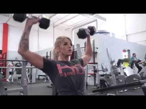 Why IFBB Bikini Pro Julia Schroeder Chooses Kaged Muscle