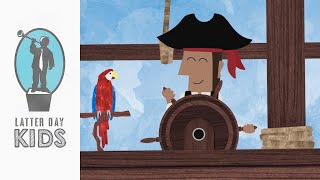 Atlas and the Pirate Ship | Animated Scripture Lesson for Kids