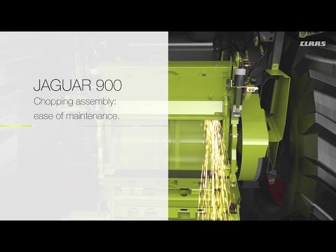 JAGUAR 980-930 - Forage harvester | CLAAS