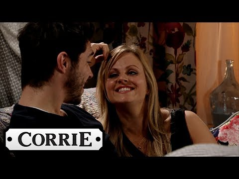 Coronation Street - Adam Flirts with Sarah | PREVIEW