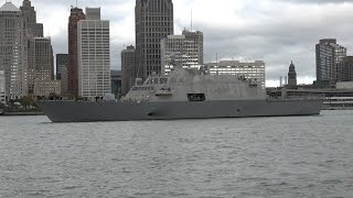 Windsor Welcomes USS Detroit