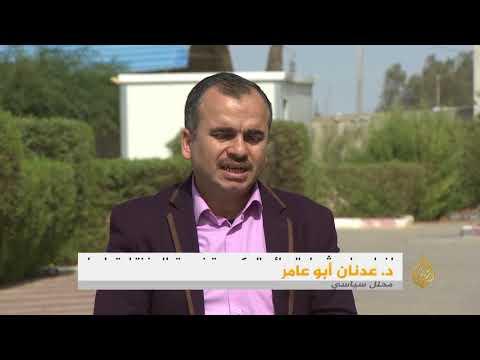 إضراب بالدوائر الحكومية بغزة احتجاجا على عدم تقاضي الرواتب