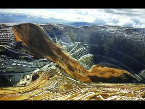 Massive Landslide In Utah