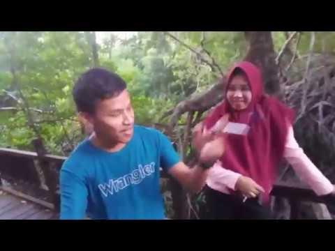 vlog# intip anak muda mojok di hutan Mangrove