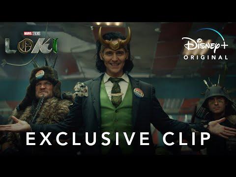 Exclusive Clip   Loki   Disney+