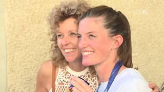 INFO - Lea Sprunger : Nyon fête sa championne !