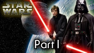 What if LUKE joined VADER? (ft. Star Wars Theory) - [Part 1]