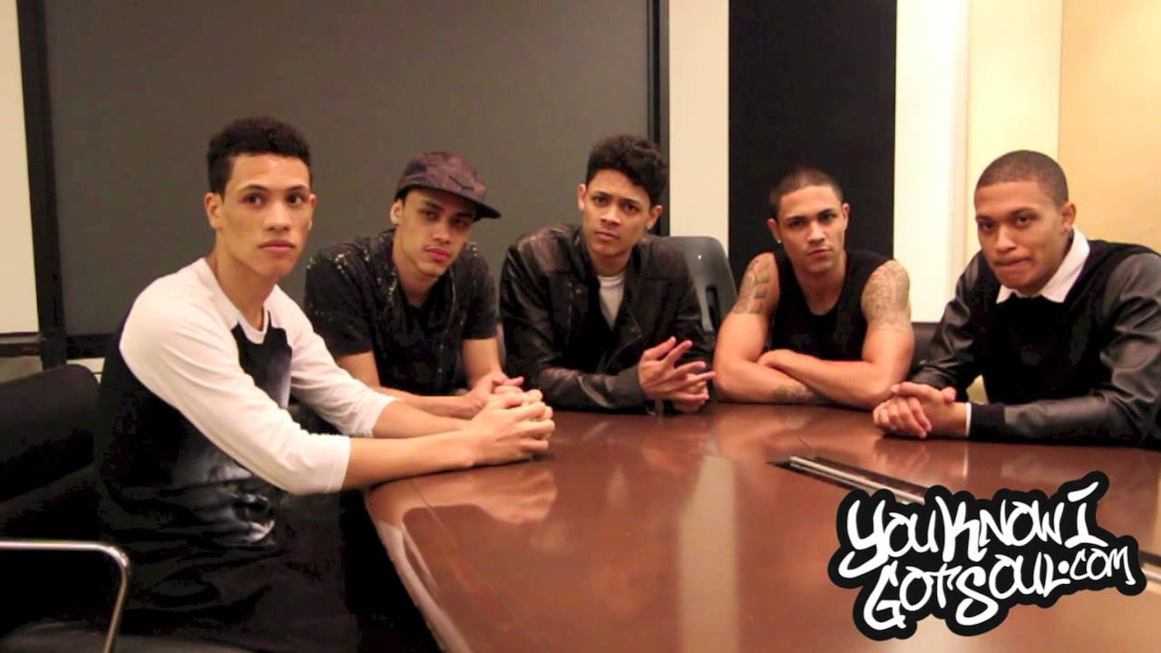 B5 Interview - ReIntroduction, Signing with Motown, Growth ...