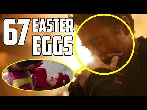 Avengers: Infinity War: Every Easter Egg and Ending Explained
