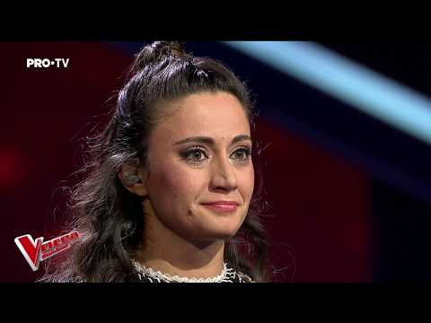 Madalina Coca - Multumesc, iubita mama | Live 2 | Vocea Romaniei 2018