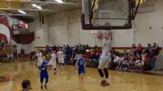 Matt Green Highlights: Boys Basketball @ Gloucester Catholic