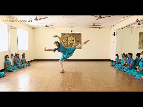 Tapasya episode 49 - Importance of Introspection - Sridevi Nrithyalaya - Bharathanatyam - Dance