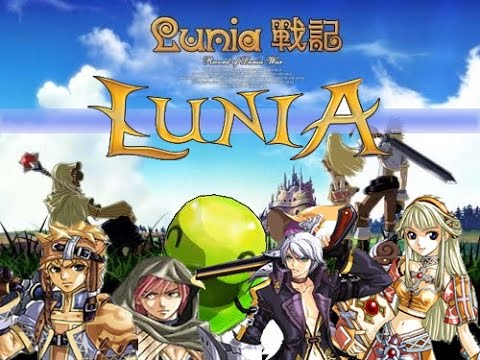 level up games lunia z