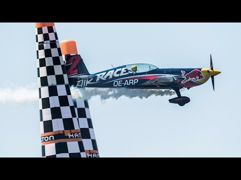 Red Bull Air Race Challenger Cup Action from San Diego 2017