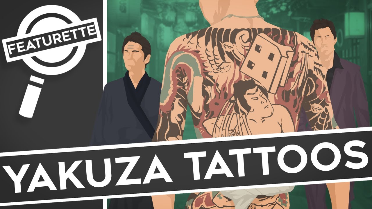 Behind the Yakuza's Tattoos