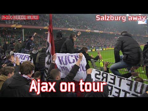 Salzburg - Ajax (Feb 27, 2014)