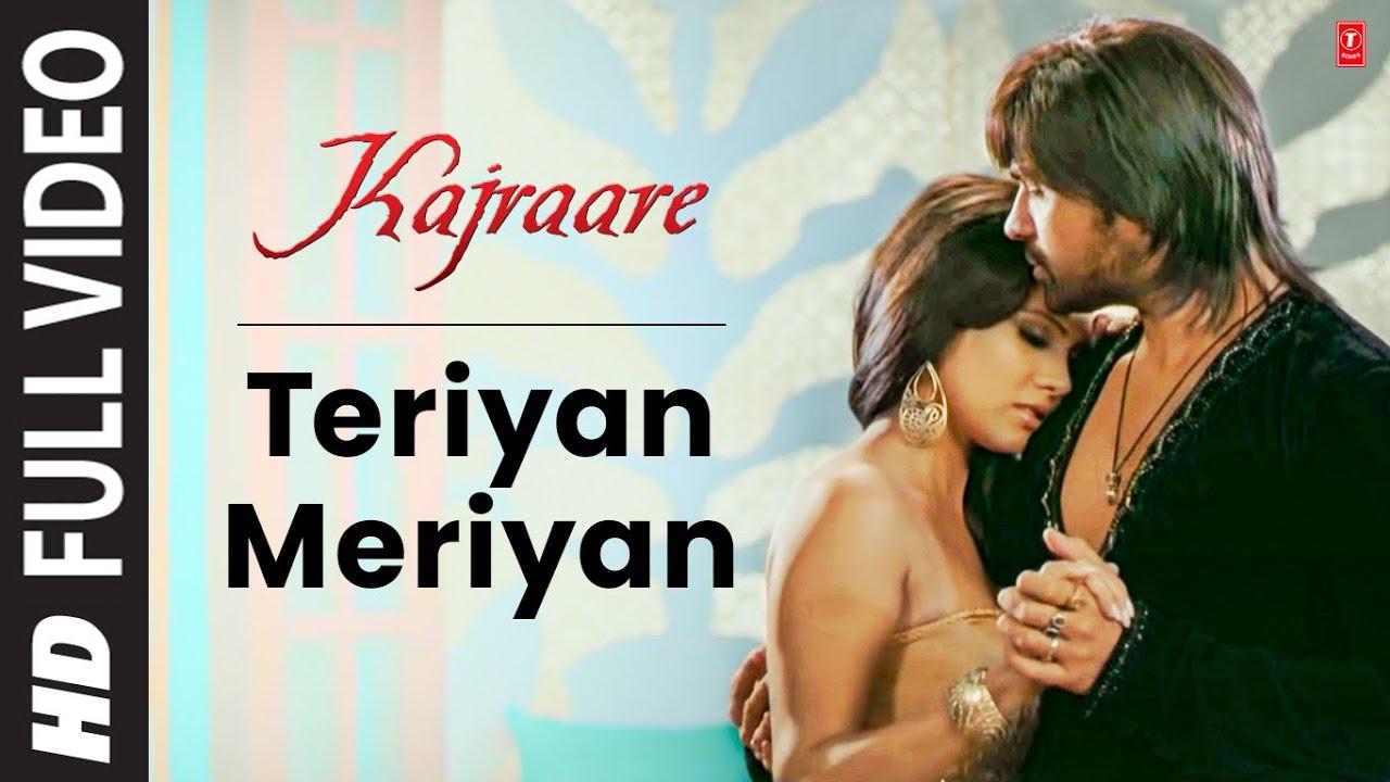 Teriyan Meriyan Full Video Song (HD) Kajraare | Himesh Reshammiya