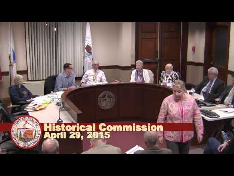 Historic District Commission 04.29.2015