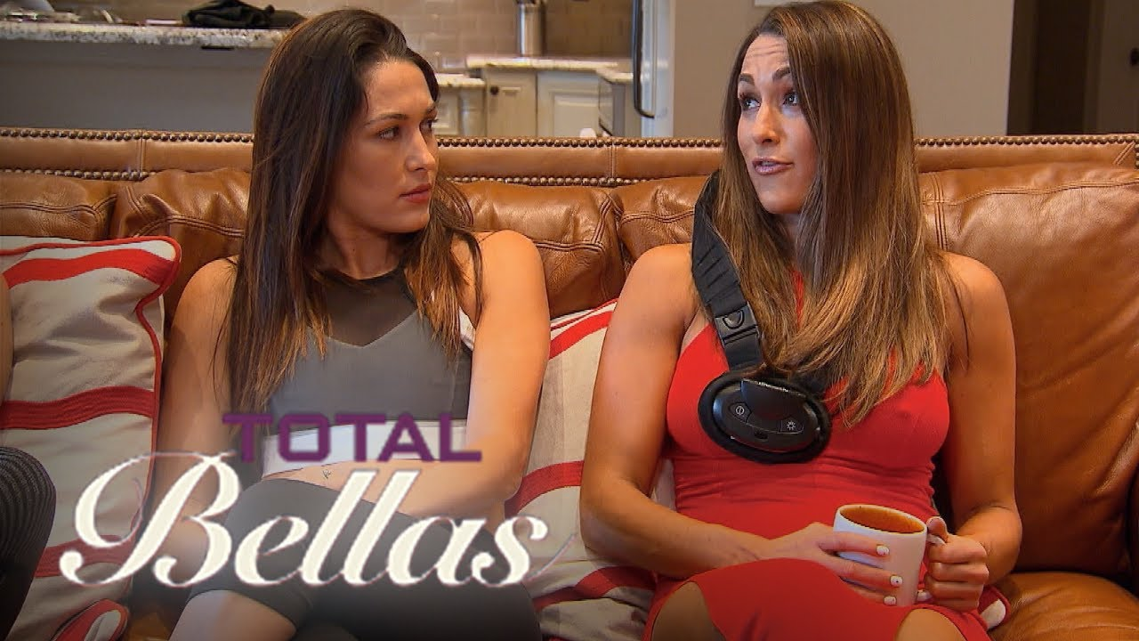 Brie And Nikki Bella Likely To End WWE Total Bellas TV Show 141