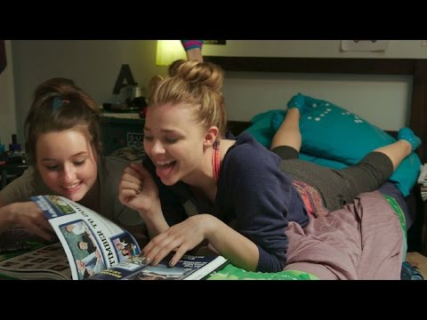 Girls Only avec Chloë Grace Moretz et Keira Knightley