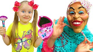 Няня Милли и история забавных детей | Правила поведения для детей
