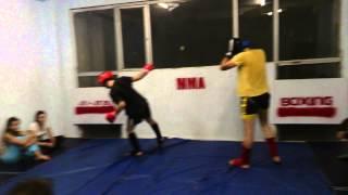 MMA Georgia - Fighting  workout 4