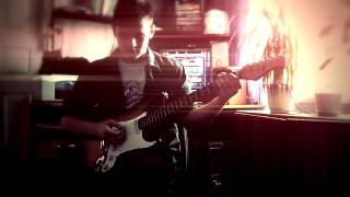 Combichrist - No redemption [guitar cover]