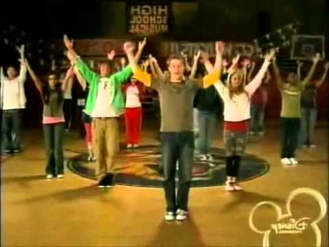 We're all in this together dance tutorial mirrored.wmv