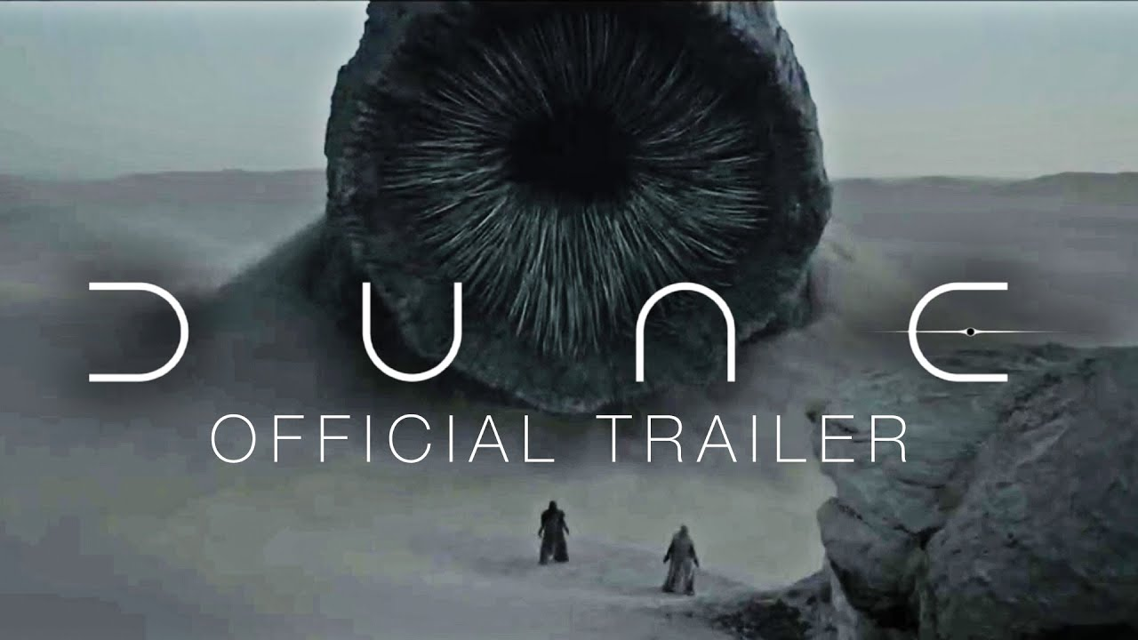 DUNE Official Trailer (2020) –  Nerdist