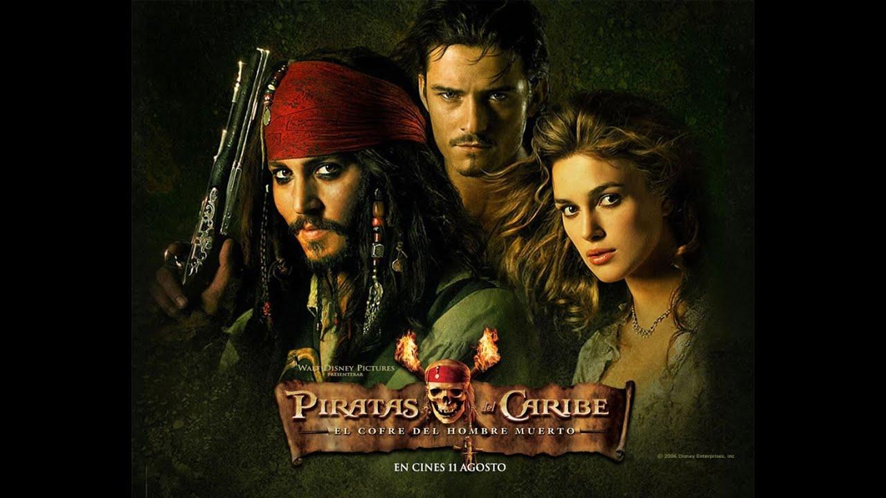 Piratas Del Caribe El Cofre De La Muerte 2006 Tráiler Doblado Español Latino Oficial Youtube