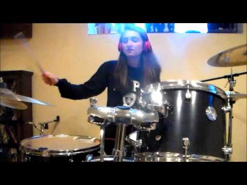 The Sound by The 1975 Drum Cover