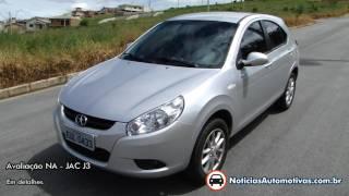 JAC J3 em detalhes - NoticiasAutomotivas.com.br