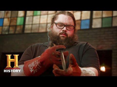 Forged in Fire: Bonus: Matt Parkinson's Home Forge Tour | History