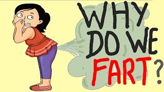 WHY SILENT FART SMELLS BAD ? (HINDI) - SCIENCE FACTS