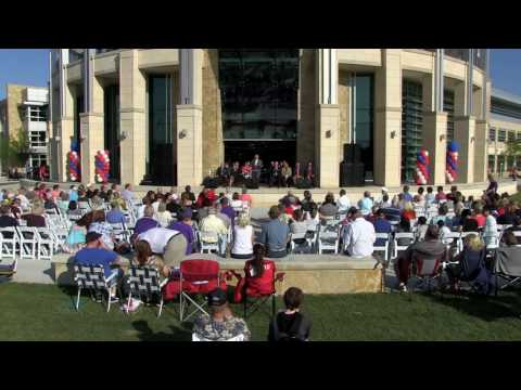 New City Hall Grand Opening Ceremony - May 13, 2016
