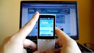 Wideoprezentacja Nokia X3-02. InfoNokia.pl