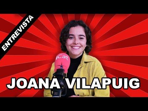 Entrevista a Joana Vilapuig