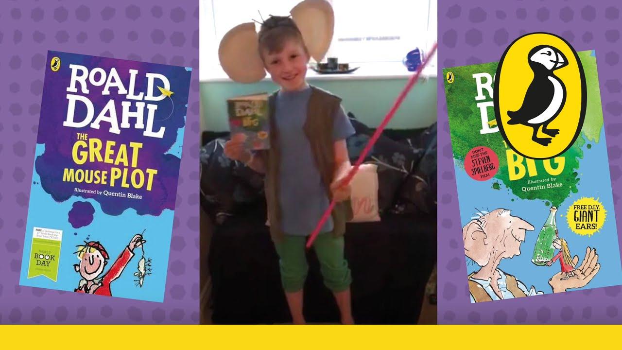 sc 1 st  YouTube & Dress up as The BFG | Costume idea | World Book Day - YouTube