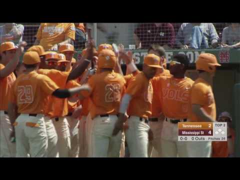 Baseball Video Recap: Mississippi State 7, Tennessee 4 (3.26.17)